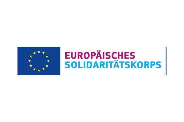 Logo Europäisches Solidaritätskorps
