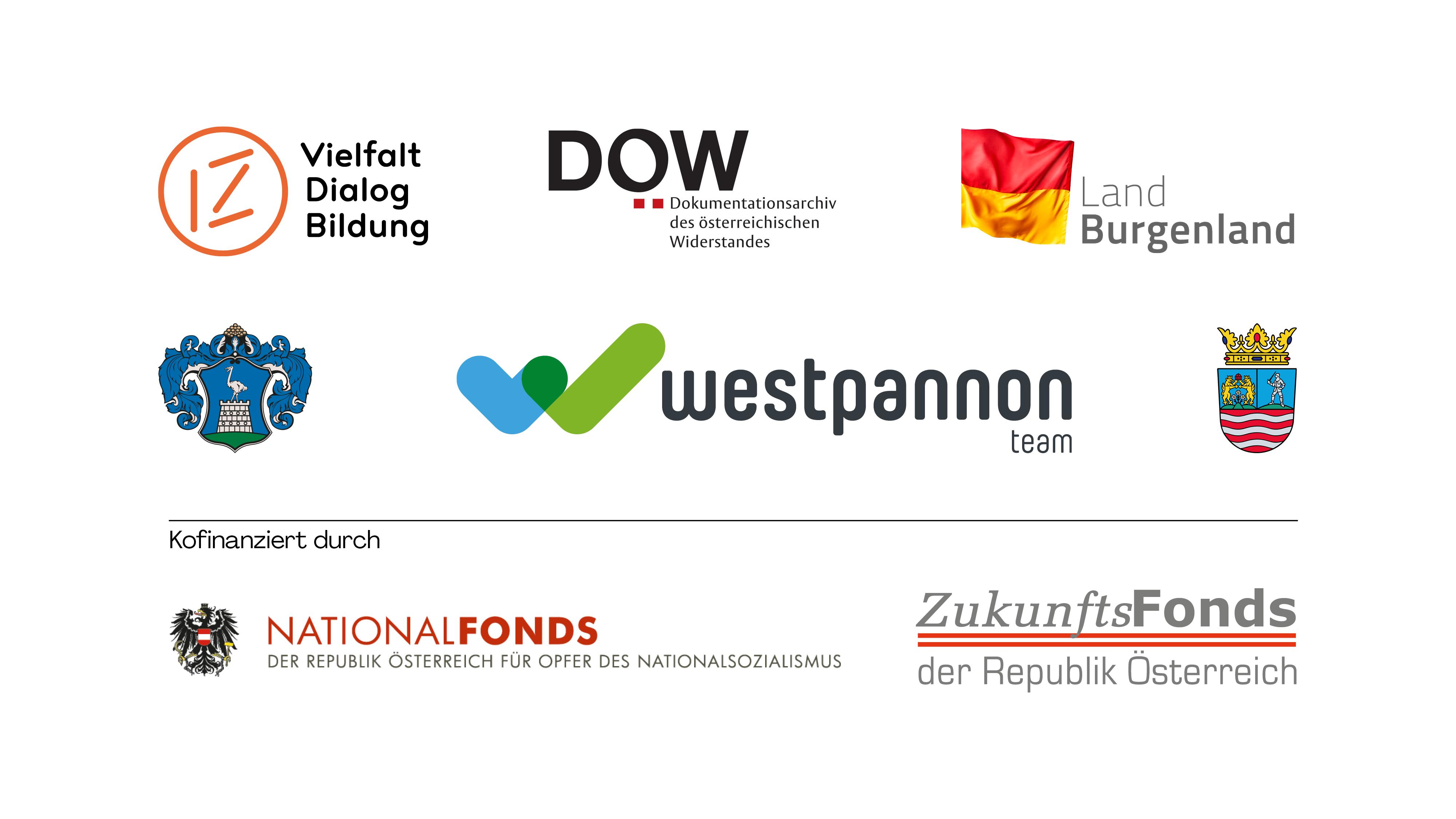 Bhs Partner und Förderstellen - Logo-Leiste